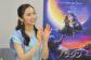 名古屋外国語大学で映画『アラジン』主題歌を熱唱した木下晴香さん 1人での歌唱は心細い?