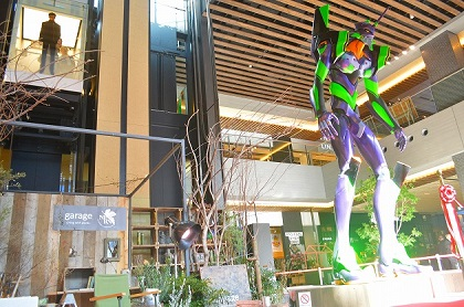 エヴァンゲリオン新作映画公開は6月!初号機立像・ラッピングバス・「EVA Cafe」・暗号解読など名古屋&近郊で楽しめる9スポット