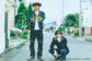 井ノ原快彦さんと道枝駿佑さんが父と息子の絆を好演 映画『461個のおべんとう』マルシェバッグをプレゼント!